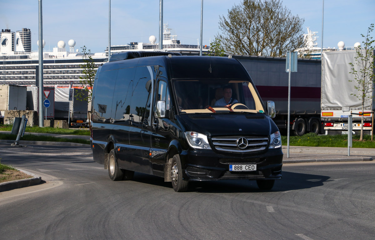 Tallinn, Mercedes-Benz Sprinter 519CDI № 888 CEO