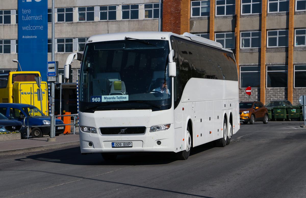 Tallinn, Volvo 9700HD NG № 009 BXP