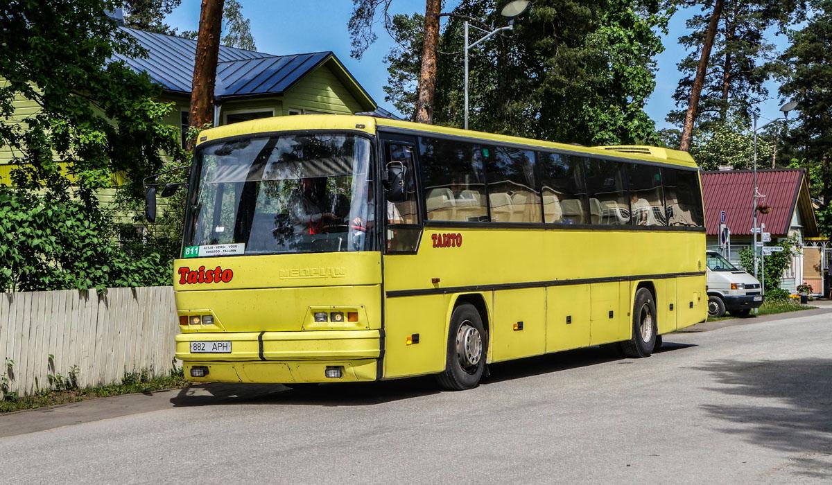 Antsla, Neoplan N316K Transliner № 882 APH