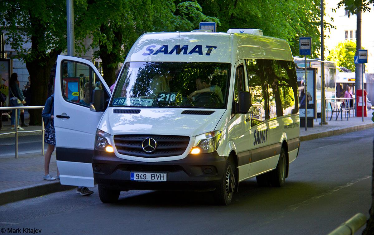 Saku, Mercedes-Benz Sprinter 516CDI № 949 BVH