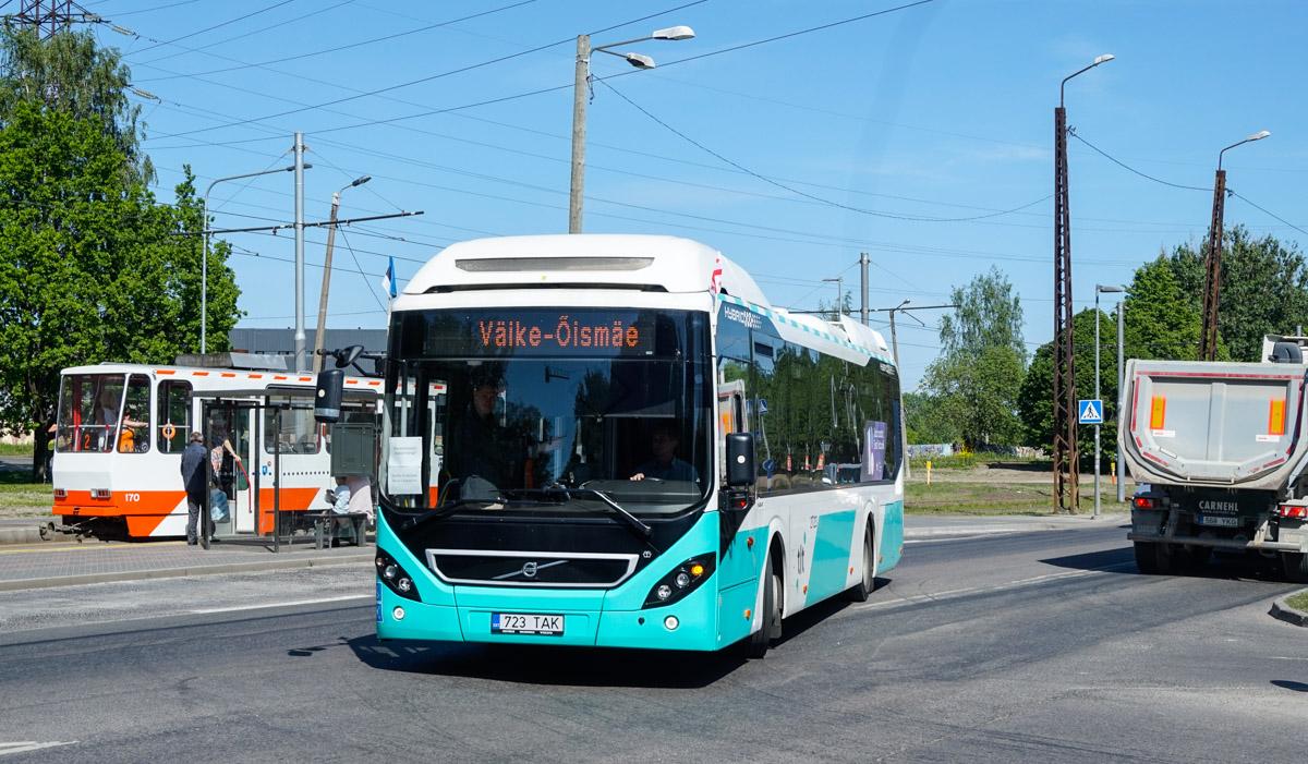 Tallinn, Volvo 7900 Hybrid № 2723