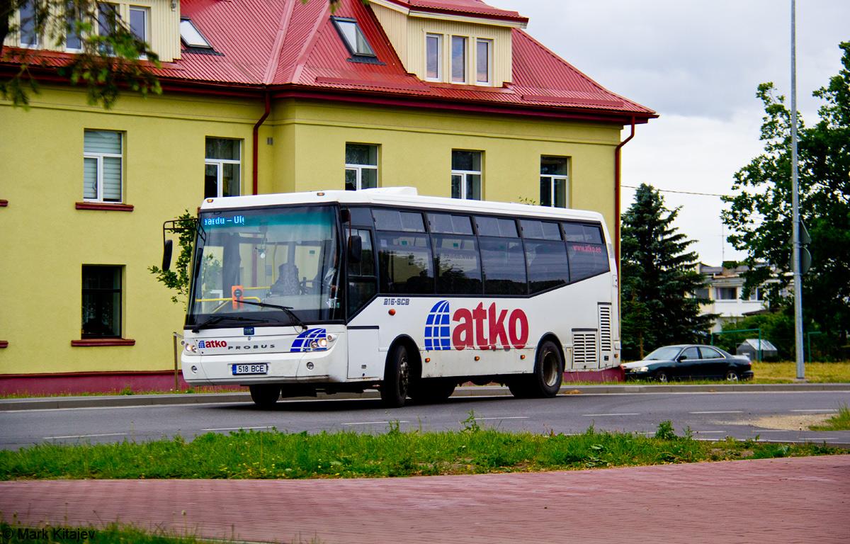 Tallinn, BMC Probus 215-SCB № 518 BCE