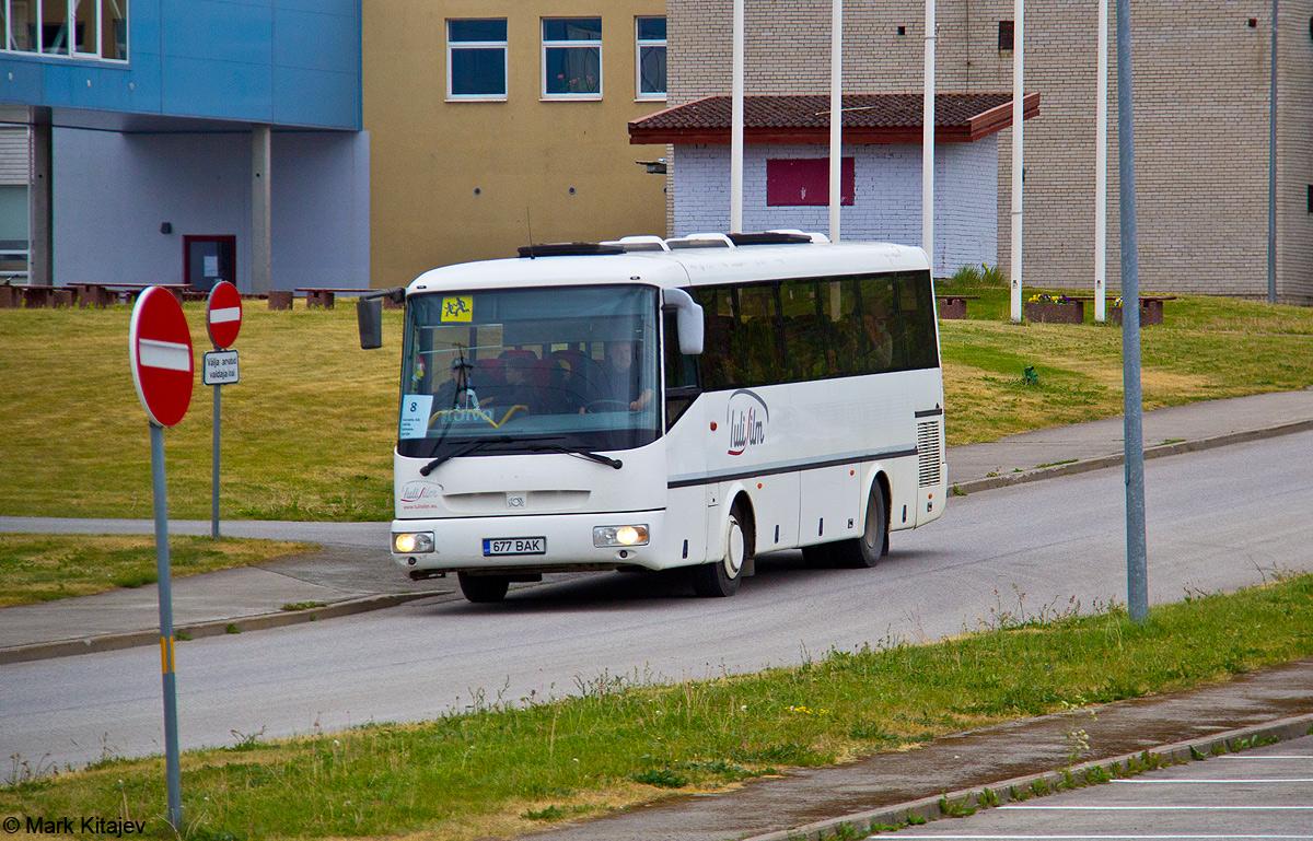 Loksa, SOR C 9.5 № 677 BAK