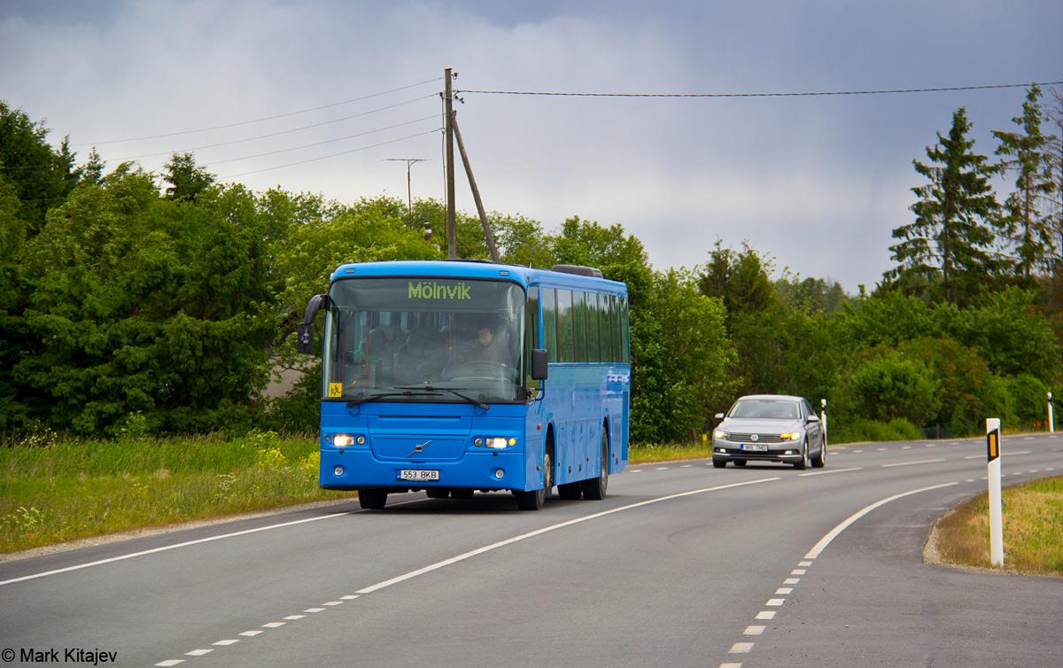 Loksa, Volvo 8500 № 553 BKB