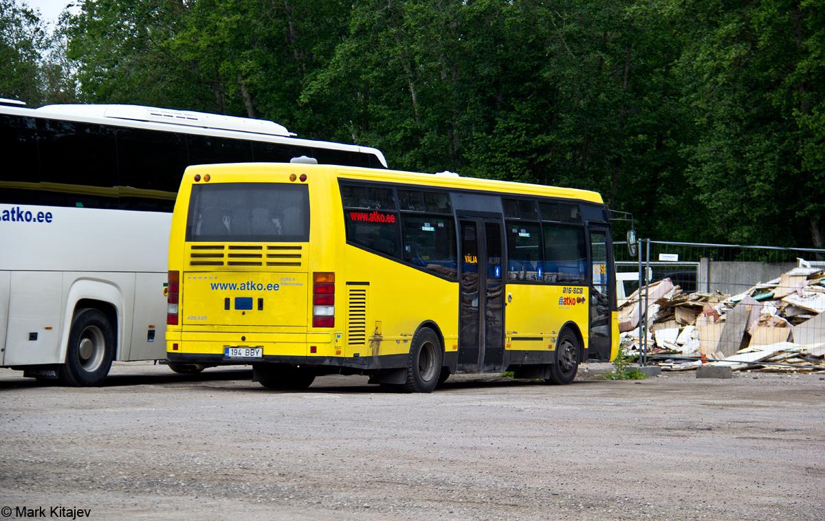 Tallinn, BMC Probus 215-SCB № 194 BBY