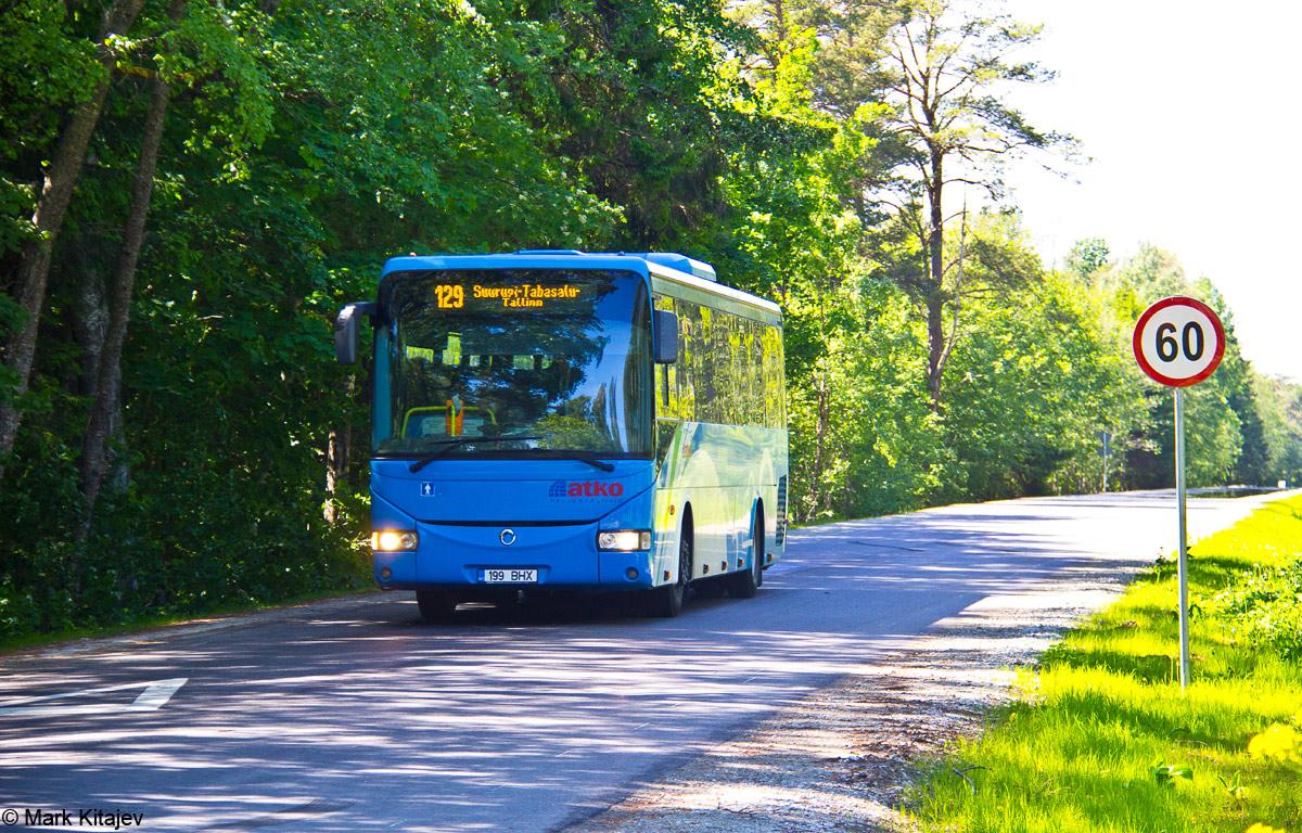Tallinn, Irisbus Crossway 12M № 199 BHX