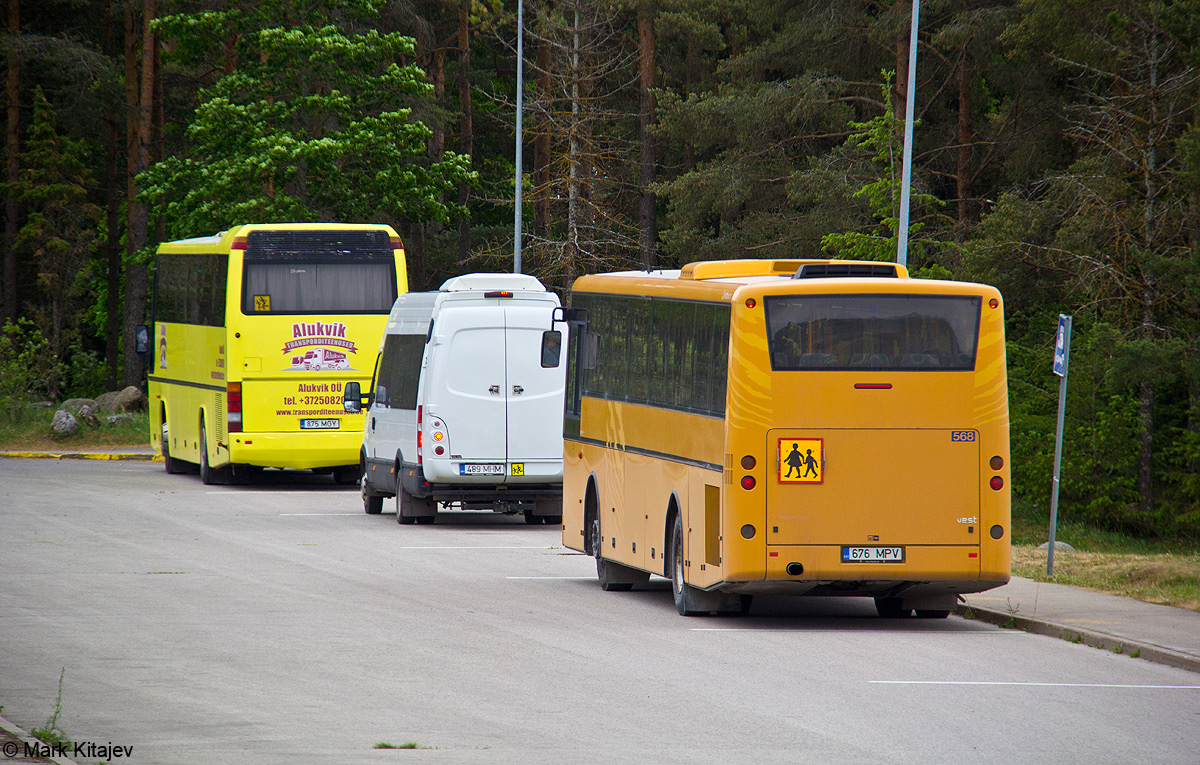 Tallinn, Vest Contrast № 676 MPV