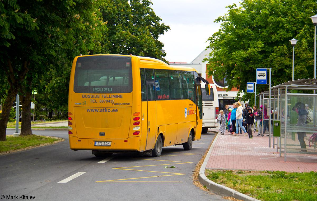 Tallinn, Isuzu Turquoise № 375 BDH