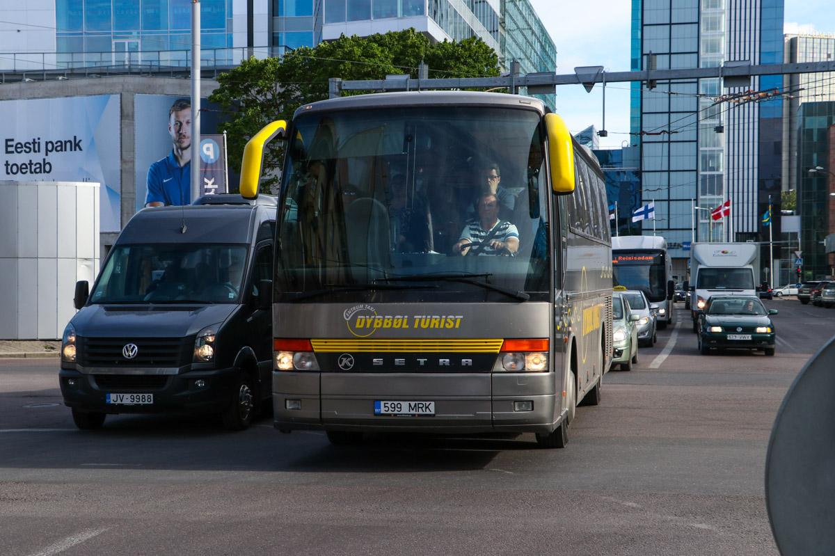 Tallinn, Setra S312HD № 599 MRK