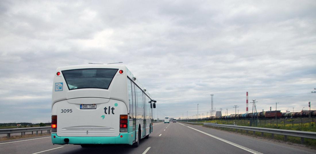 Tallinn, Scania OmniLink CL94UB № 3095