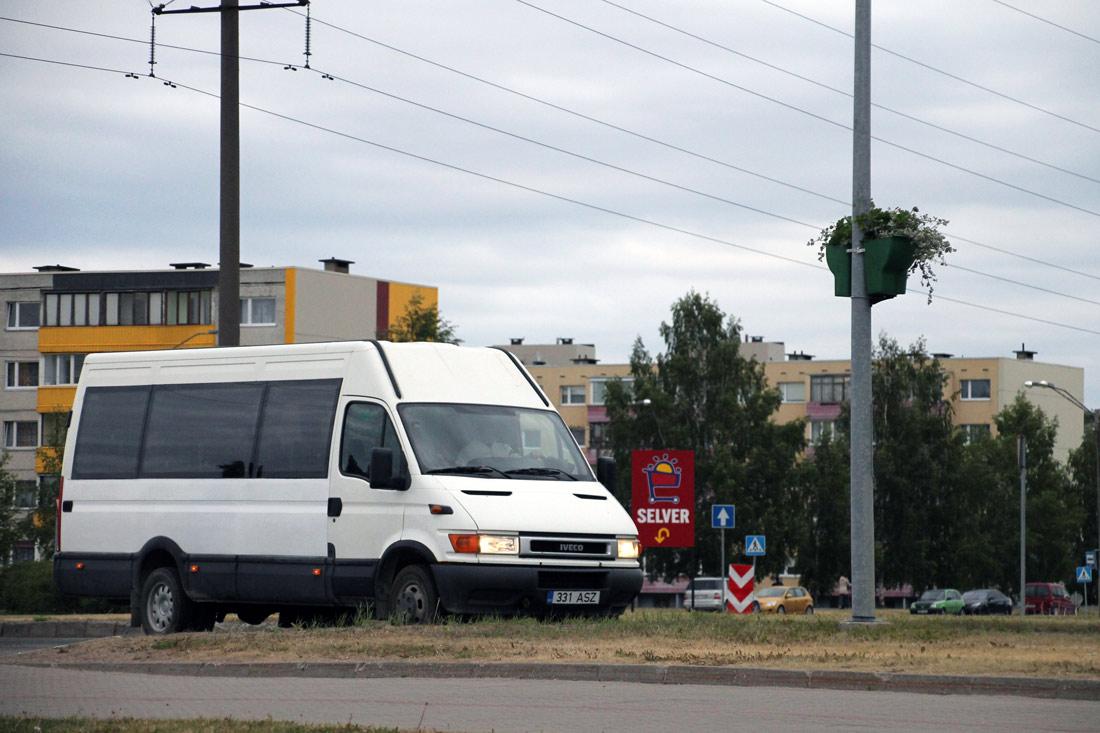 Tallinn, IVECO Daily 40C15V № 331 ASZ