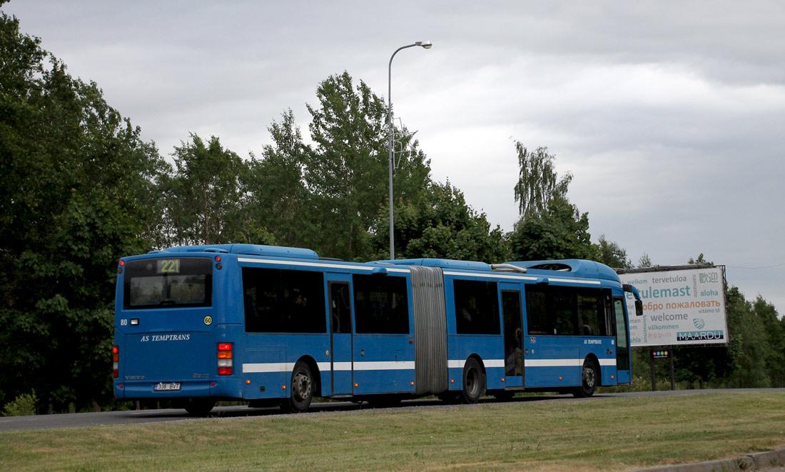 Maardu, Volvo 8500LEA № 80
