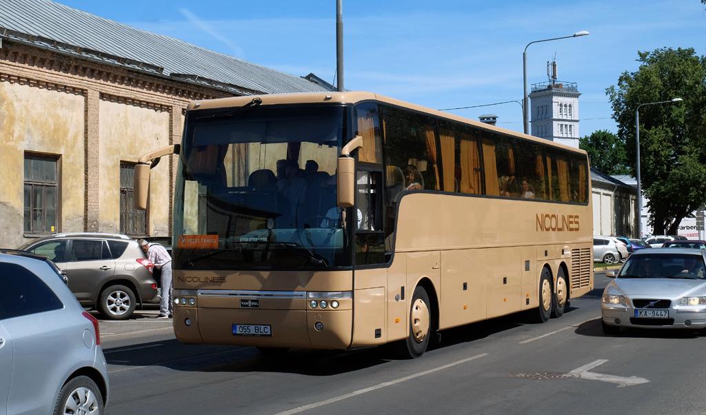 Tallinn, Van Hool T917 Acron № 055 BLC