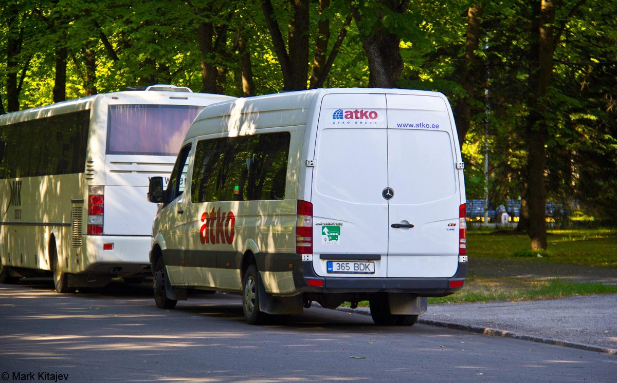 Pärnu, Mercedes-Benz Sprinter 516CDI № 365 BDK