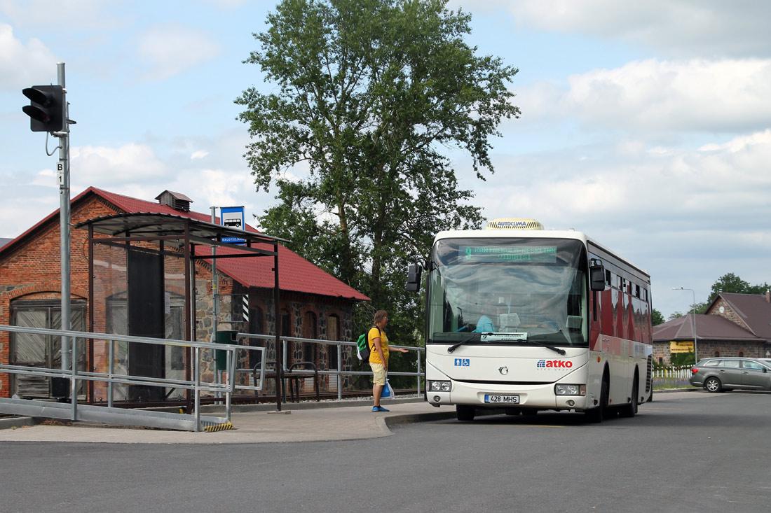Viljandi, Irisbus Crossway LE 10.8M № 428 MHS PEATUSED (Viljandi)