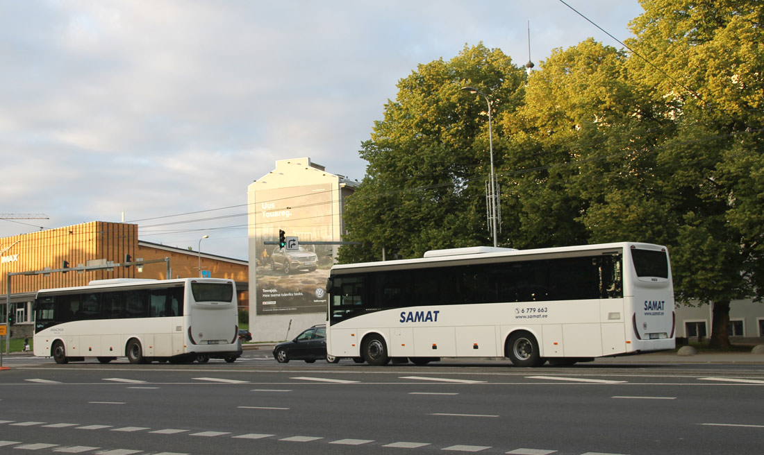 Saku, IVECO Crossway Line 10.8M № 875 MRK
