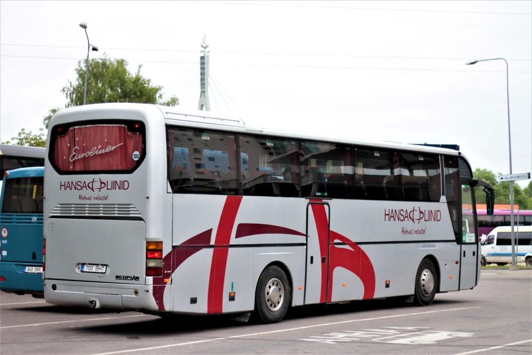 Viljandi, Neoplan N316SHD Euroliner № 700 BHT