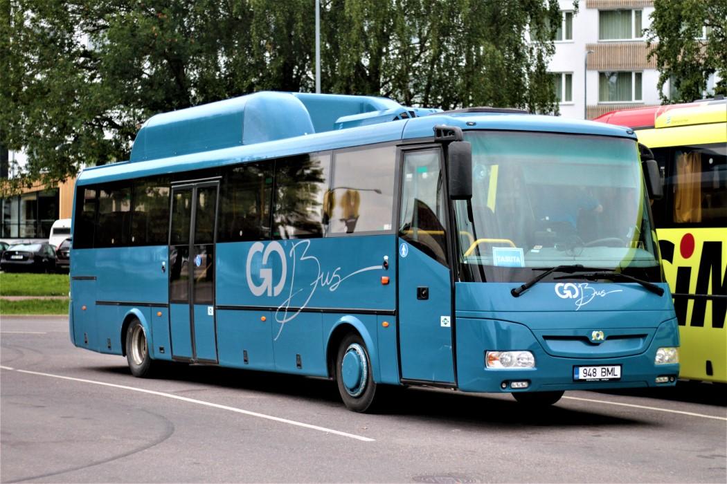 Tartu, SOR CG 10.5 № 948 BML