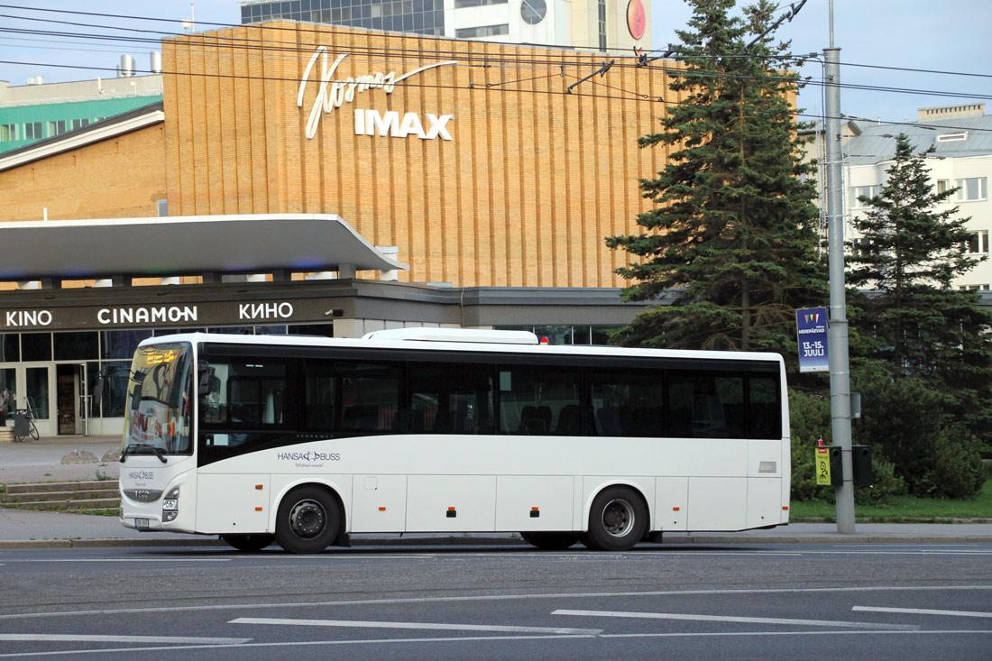 Tallinn, IVECO Crossway Line 10.8M № 296 BXF