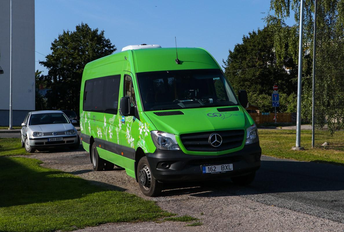 Haapsalu, Mercedes-Benz Sprinter 516CDI № 162 BXL