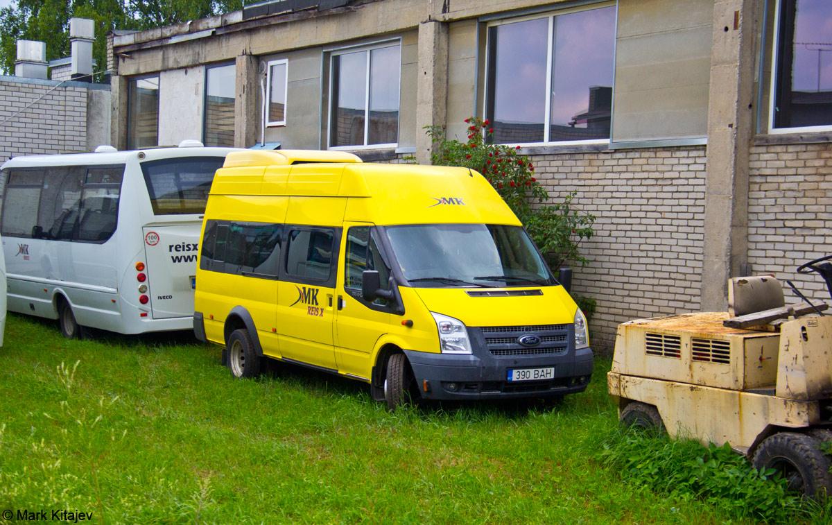 Rakvere, Ford Transit № 390 BAH