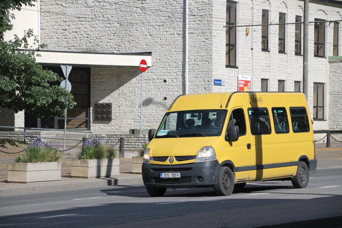 Maardu, Renault Master T35 № 305 BBV