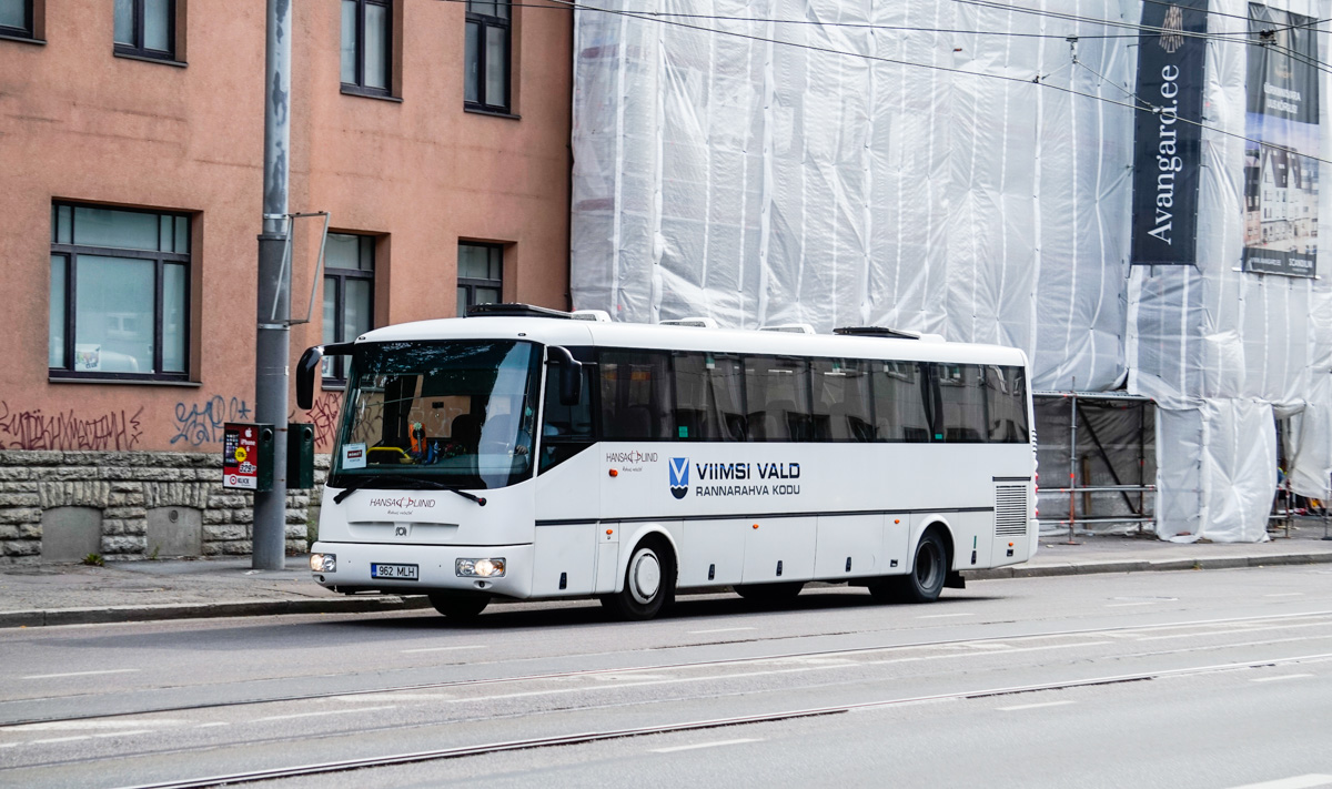 Tallinn, SOR C 10.5 № 962 MLH