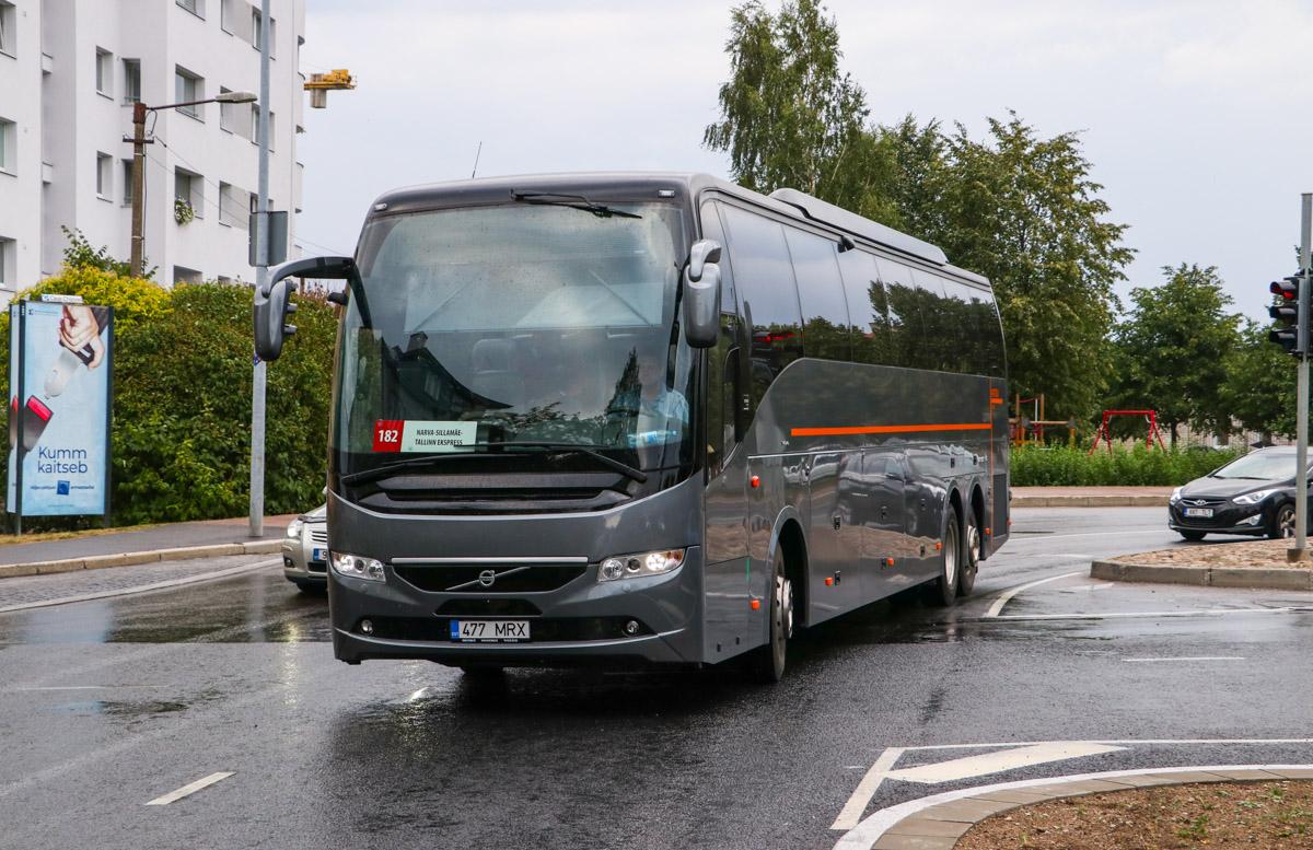 Tallinn, Volvo 9700HD UG № 477 MRX