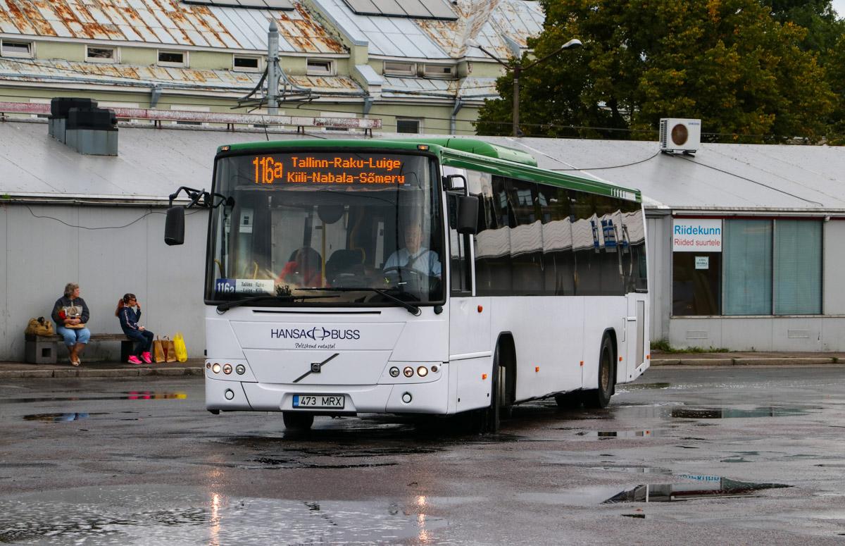 Tallinn, Volvo 8700LE № 473 MRX