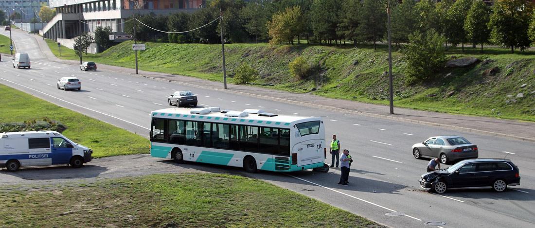 Tallinn, Scania OmniLink CL94UB № 3081 VARIA (Tallinn)