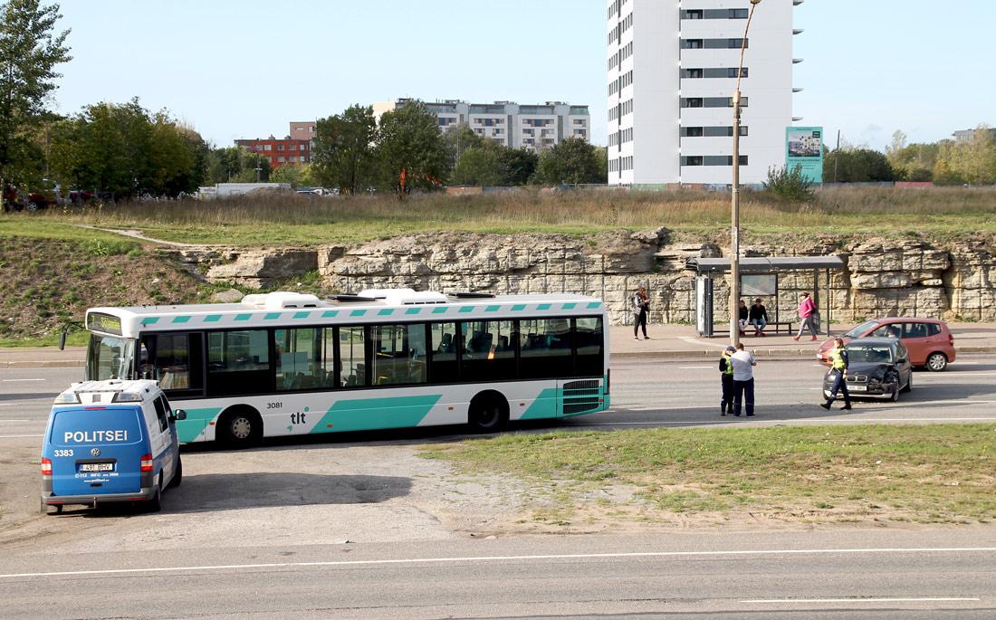 Tallinn, Scania OmniLink CL94UB № 3081