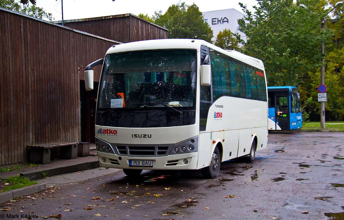 Tallinn, Isuzu Turquoise № 159 BAU