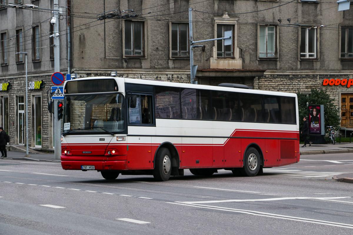 Tallinn, Vest V25 № 797 MSB