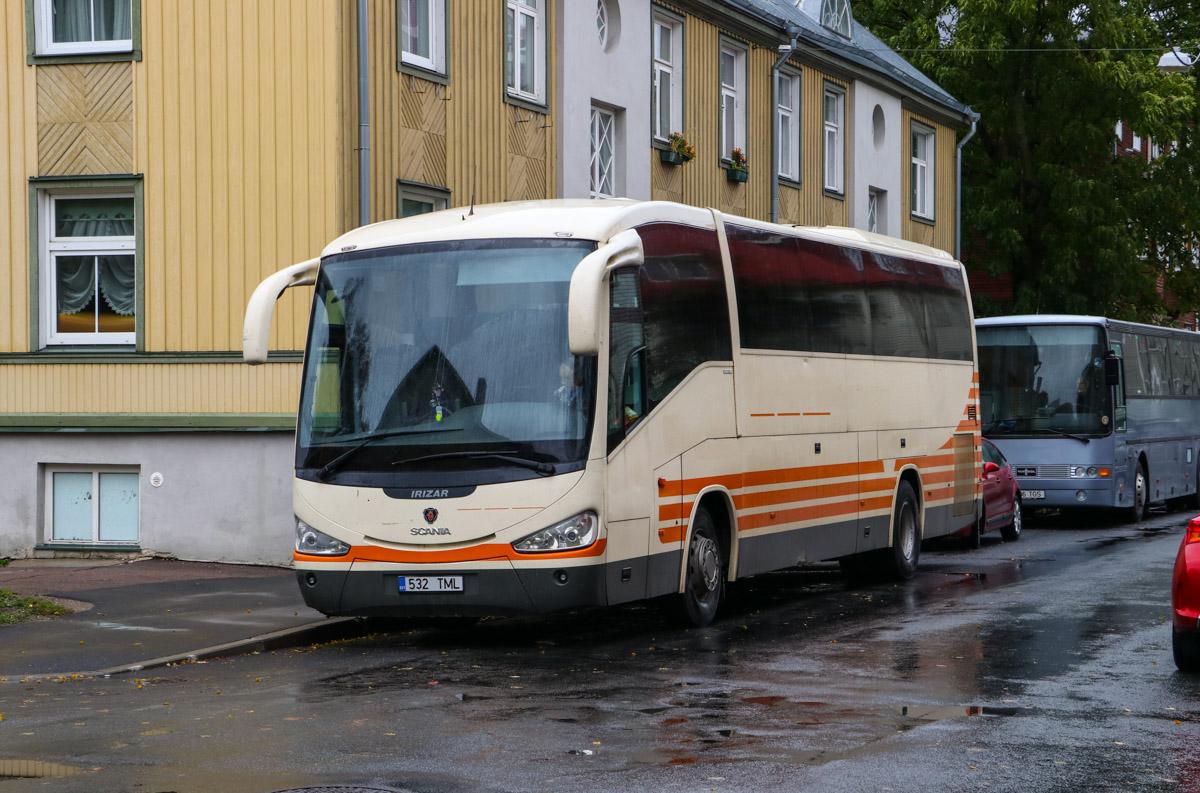 Tartu, Irízar Century III 12.35 № 532 TML