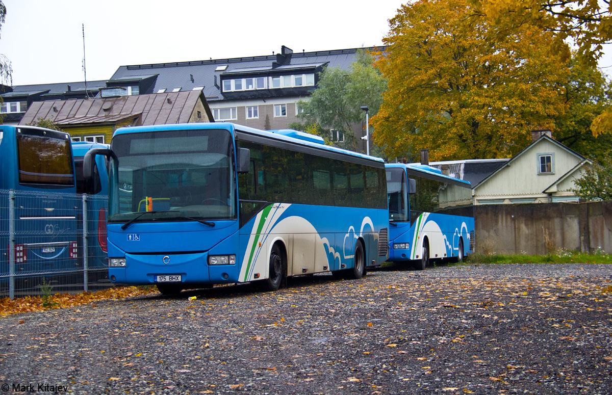 Tallinn, Irisbus Crossway 12M № 175 BHX