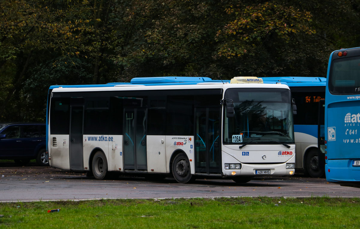 Tallinn, Irisbus Crossway LE 10.8M № 428 MHS