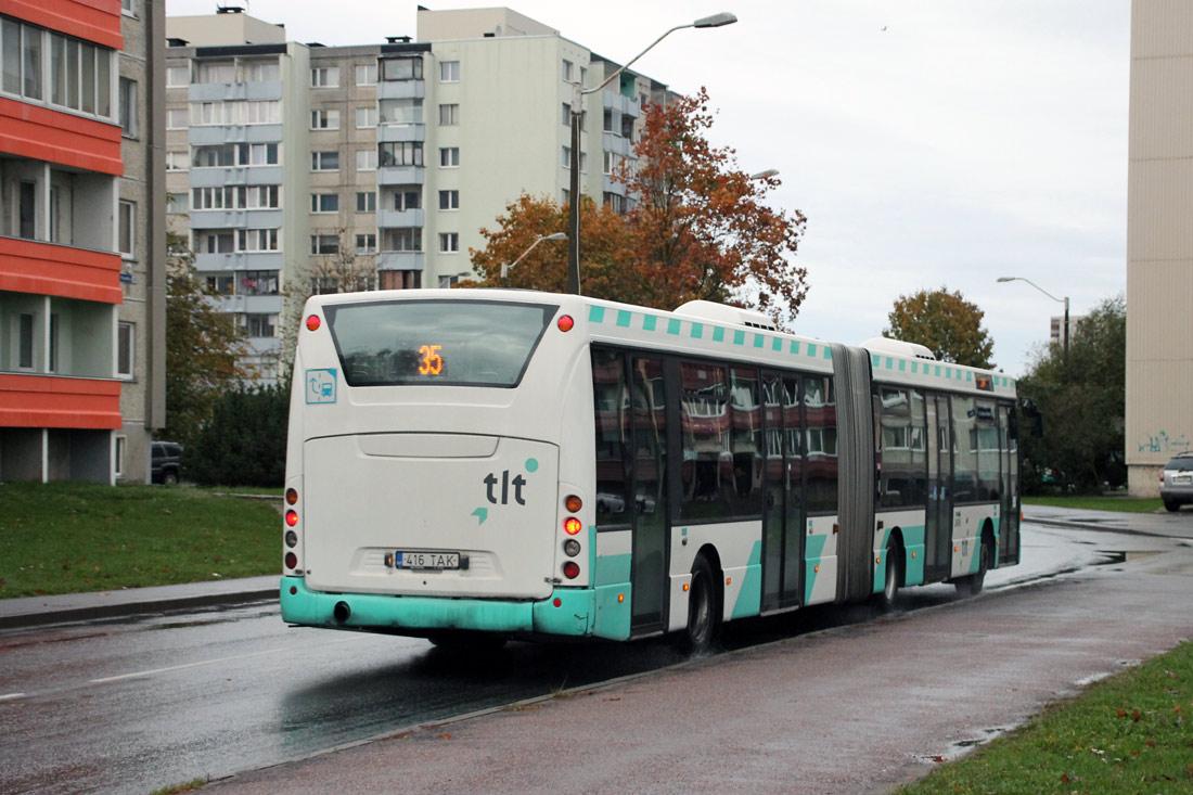 Tallinn, Scania OmniLink CK310UA 6X2LB № 3416