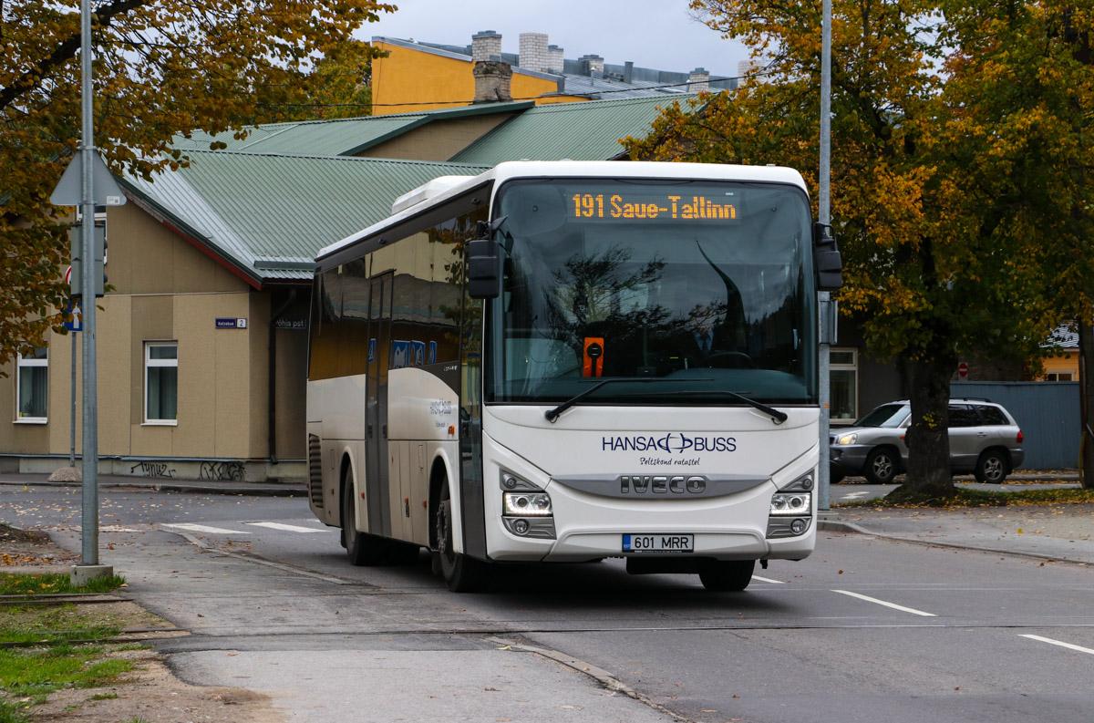 Tallinn, IVECO Crossway Line 10.8M № 601 MRR
