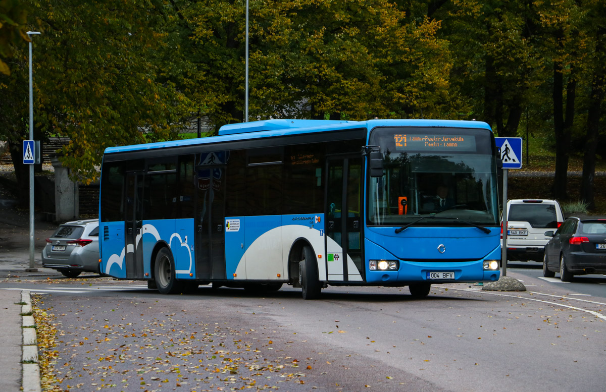Tallinn, Irisbus Crossway LE 12M № 004 BFV