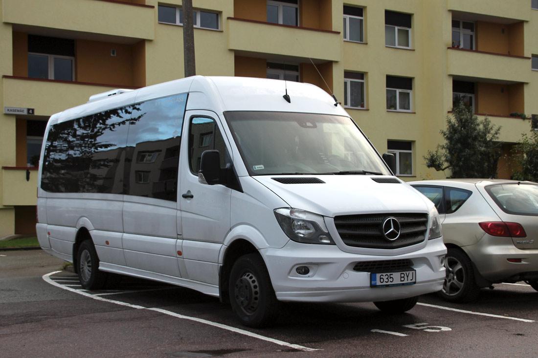 Tartu, Mercedes-Benz Sprinter 516CDI № 635 BYJ