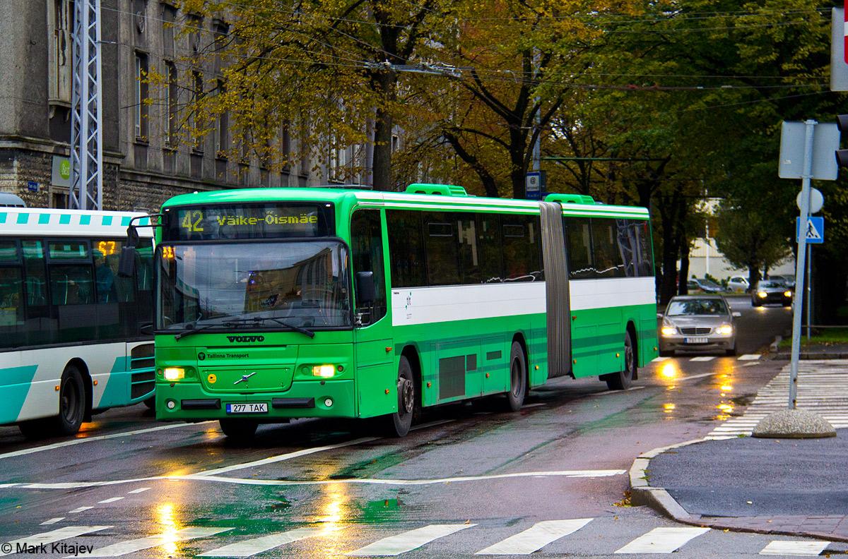 Tallinn, Volvo 8500 № 2277