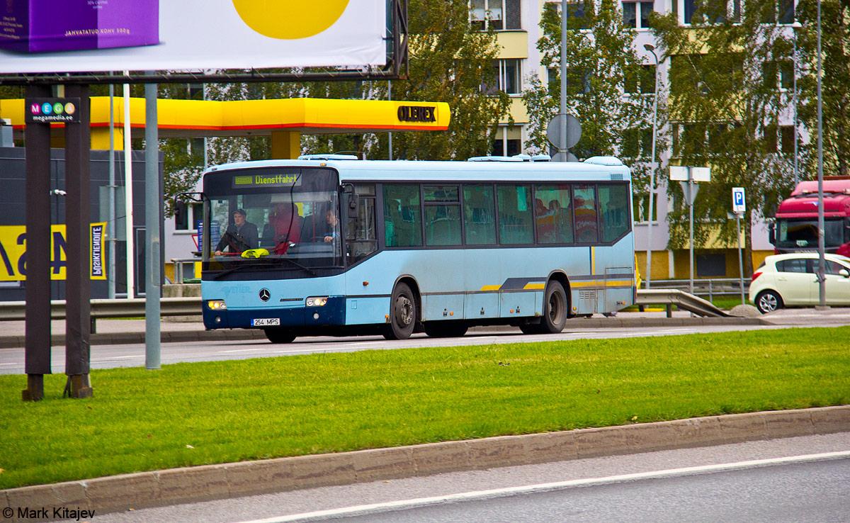 Tallinn, Mercedes-Benz Türk O345 Conecto H № 254 MPS