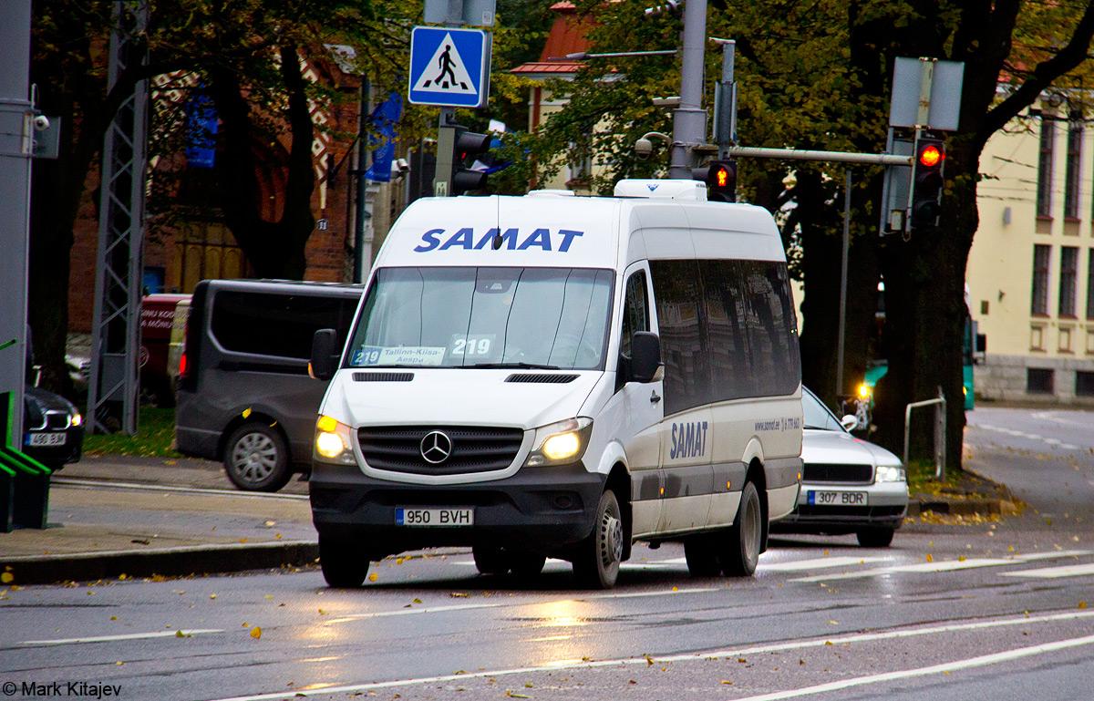 Saku, Mercedes-Benz Sprinter 516CDI № 950 BVH