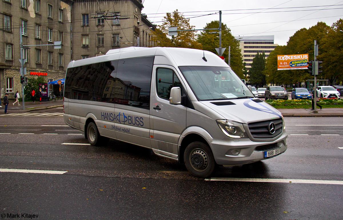 Tallinn, Mercedes-Benz Sprinter 519CDI № 688 BXT