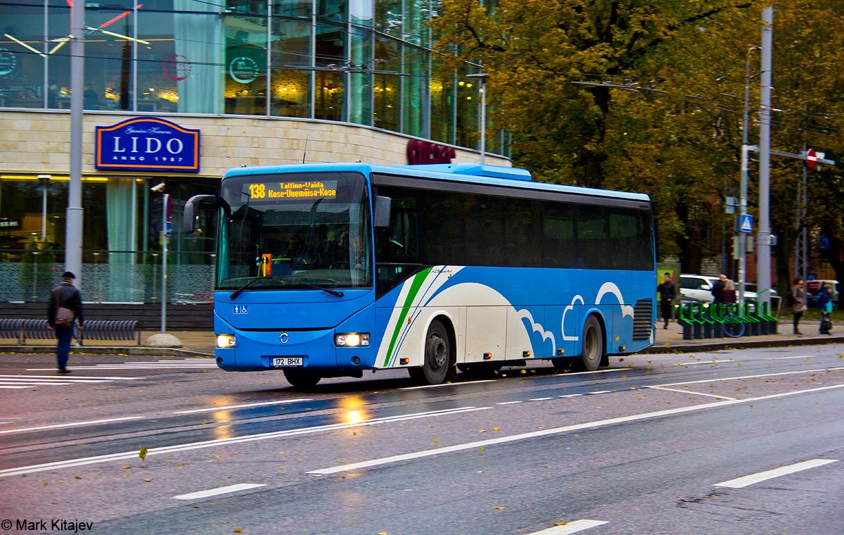 Tallinn, Irisbus Crossway 12M № 172 BHX