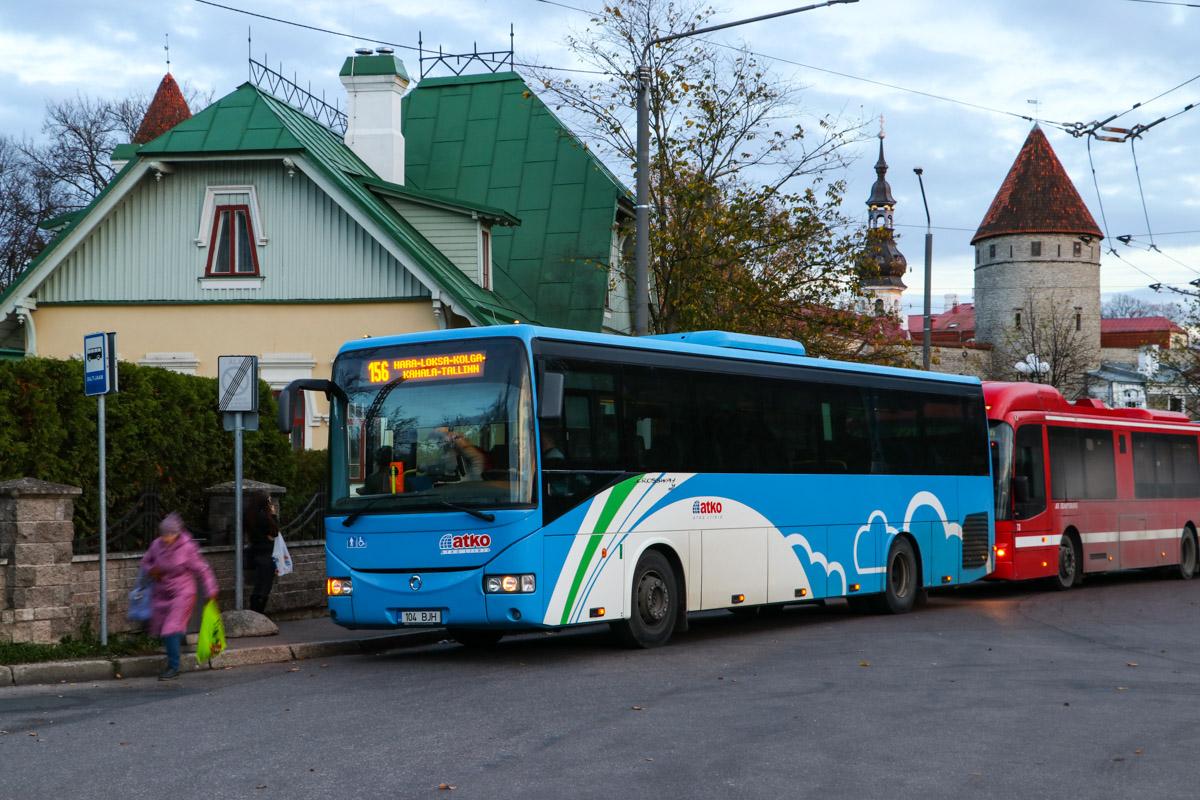 Tallinn, Irisbus Crossway 12M № 104 BJH