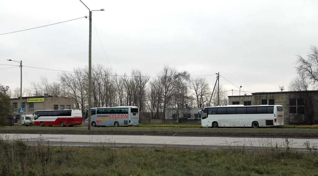 BUSSIPARGID (Tallinn) VARIA (Tallinn)