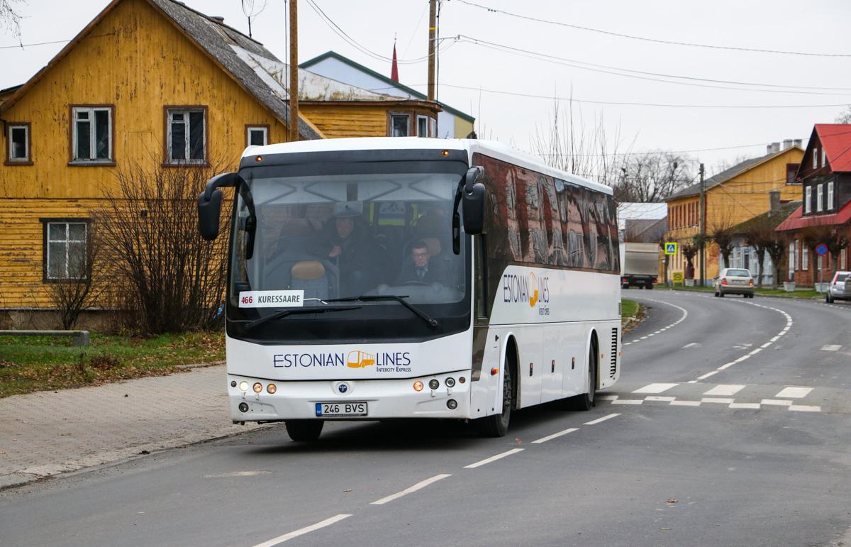Tallinn, TEMSA Safari RD 13 № 246 BVS