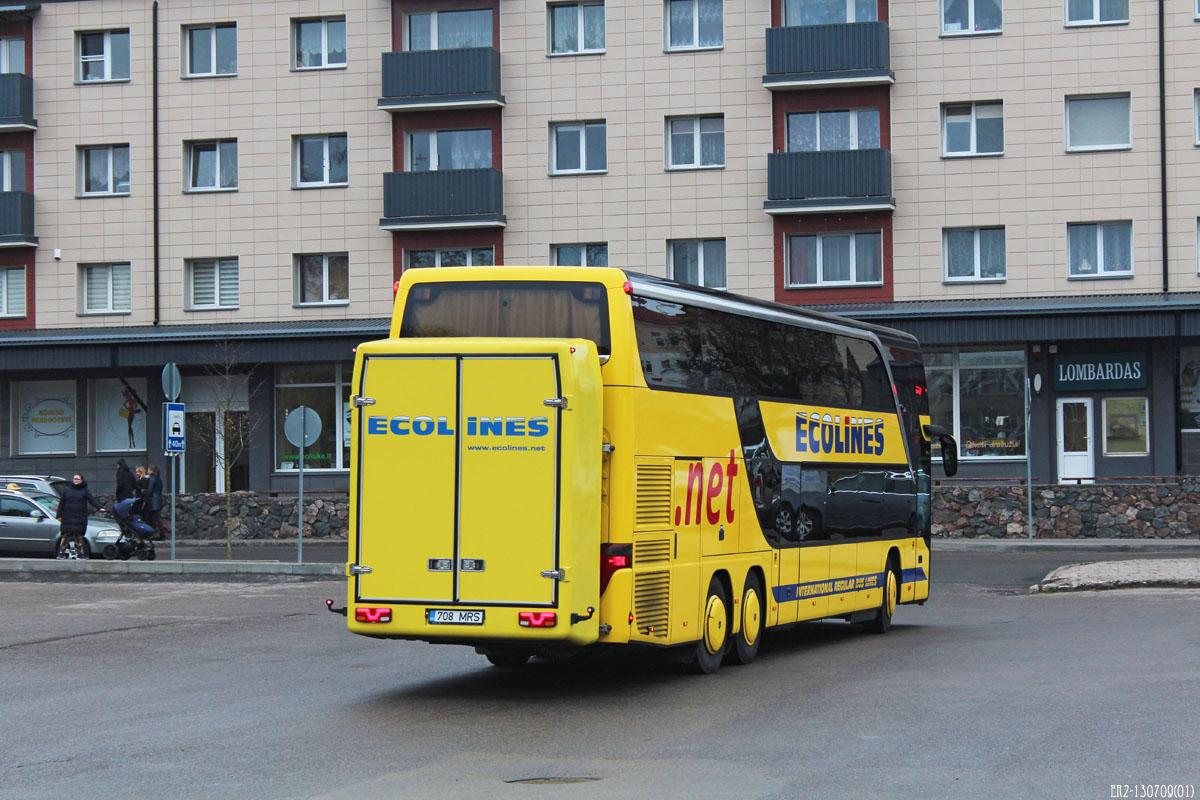 Tallinn, Setra S431DT № 708 MRS