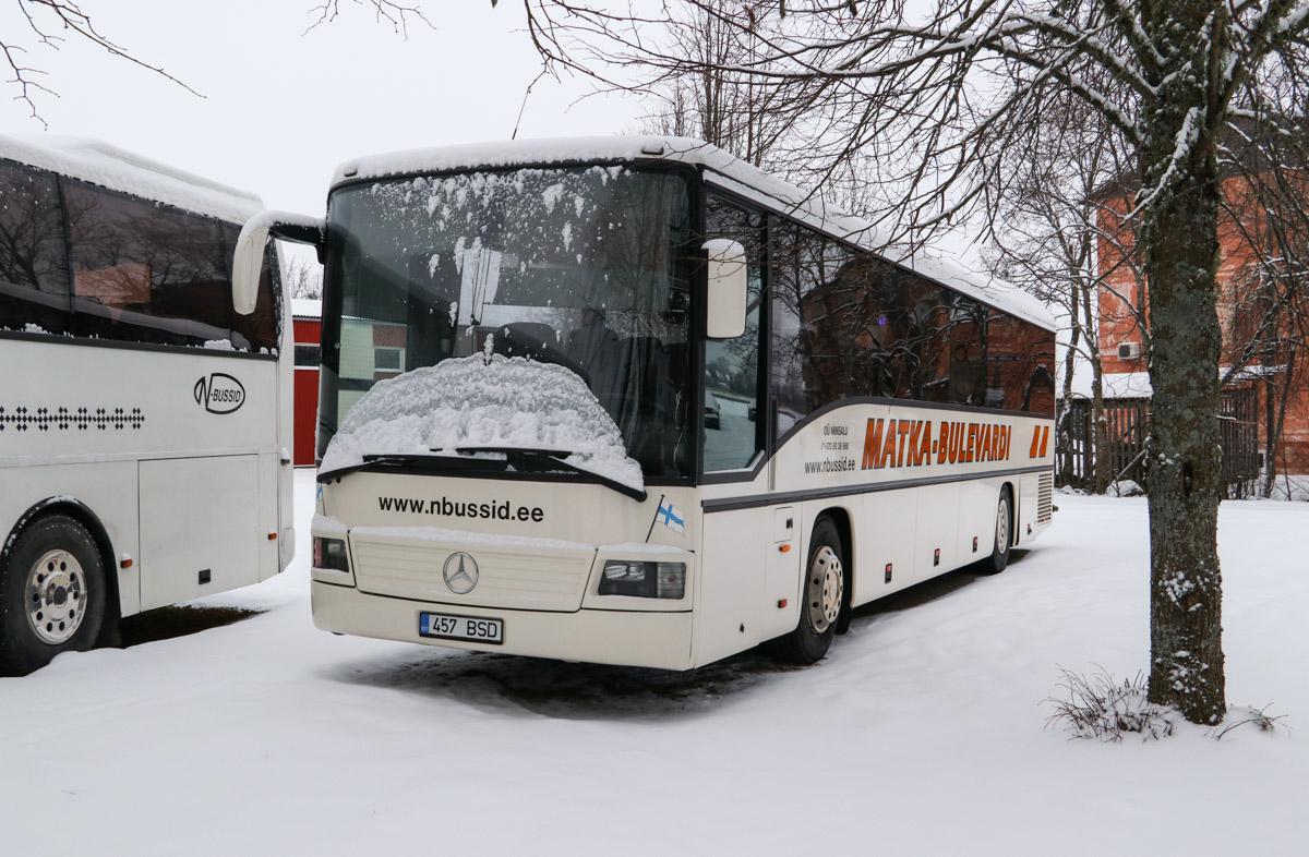 Paide, Mercedes-Benz O550 Integro № 457 BSD